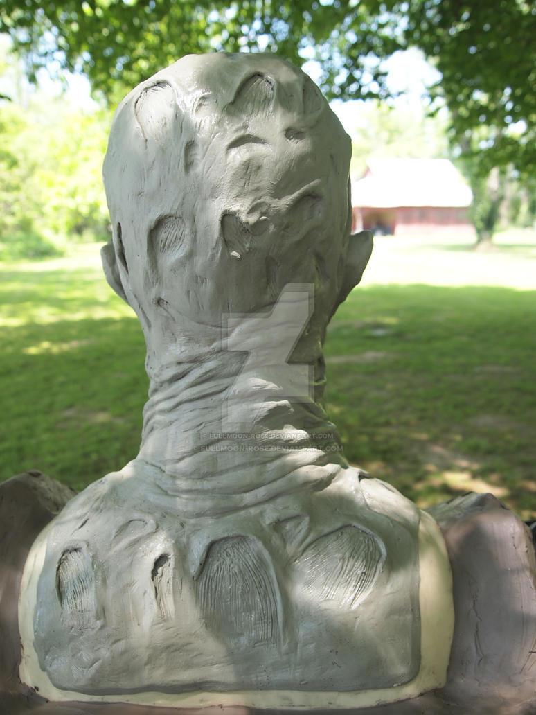 Freddy Kreuger sculpt 3 by Fullmoon-rose