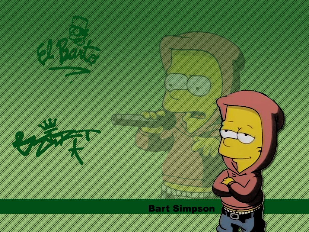 Bart Simpson by fhrptr