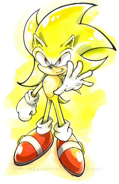 S Sonic by manaita