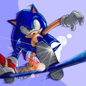 Grinding Sonic by manaita