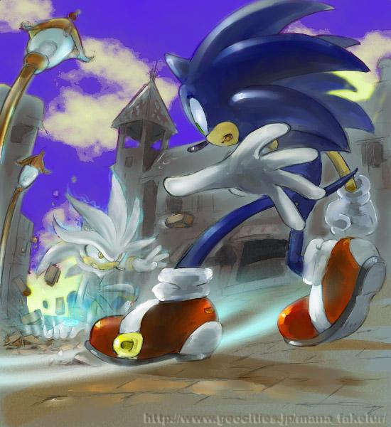 Sonic next-gen by manaita