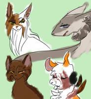 DOW ] dood doodles by qonn