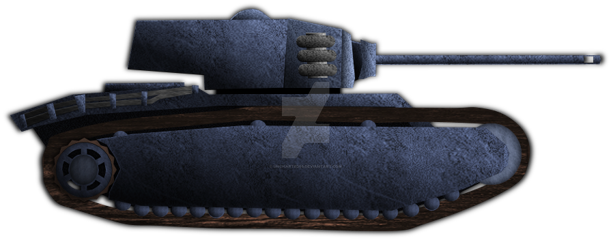 Arl 44 by Uncharted95