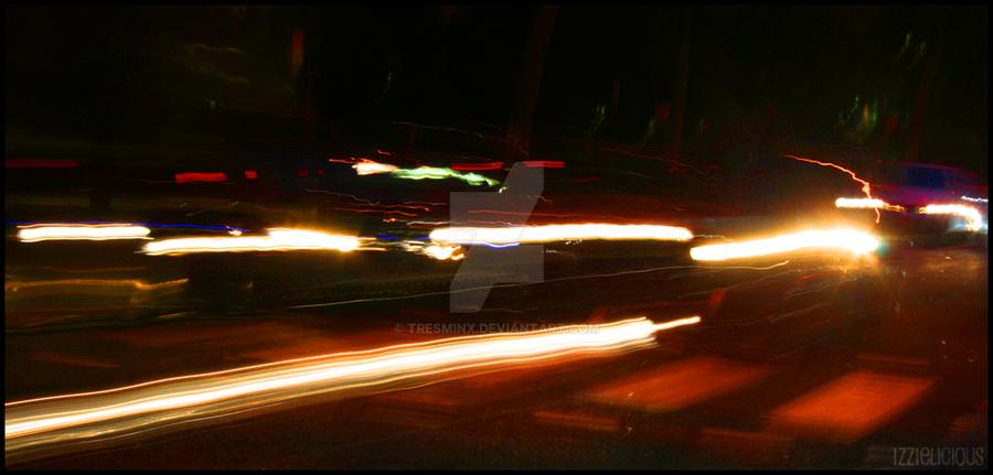 Lights in the Night 2 by tresminx