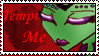 Tempt Me Ophelia Stamp by bleedingstargoddess