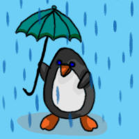 Singing in the Rain by bleedingstargoddess