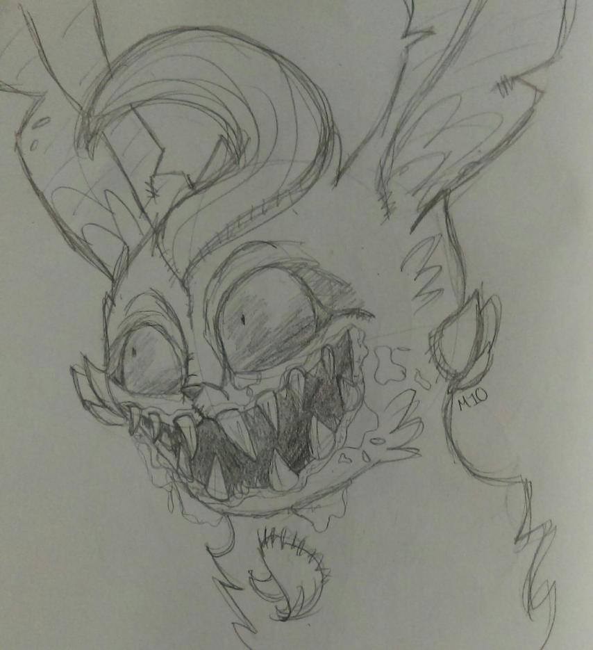 demonic leafy  by Animals4Eva