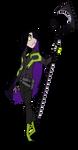 Profiles- Kanchana Kaouthai aka Mystery
