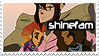 Stamps- Shinefam by android-zura