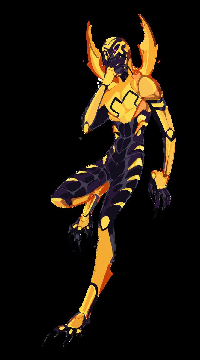 PC: Khaji-Ra fullbody by android-zura