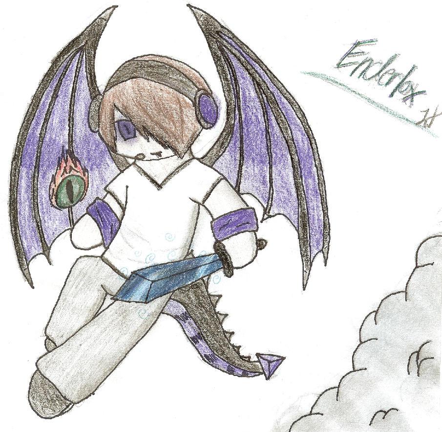 Enderlox Drawing | www.imgkid.com - The Image Kid Has It!