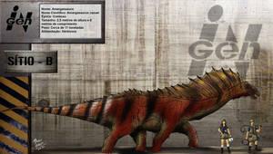 Jurassic Park HQ