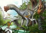 Europasaurus Paleo-Art Contest