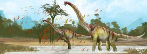 Planicie dos Braquiossauros