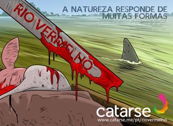 Rio Vermelho Teaser by pauloomarcio