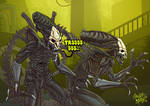 Alien vs Overwatch: Reaper xenomorph