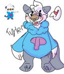 Tyler (gift) by Clownfetishh
