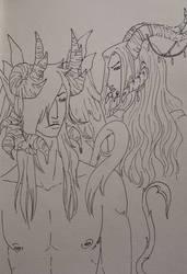 04-01-2019 Demon Meets Demon by CidSin