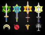 KoR: Swords of the First Four Stars