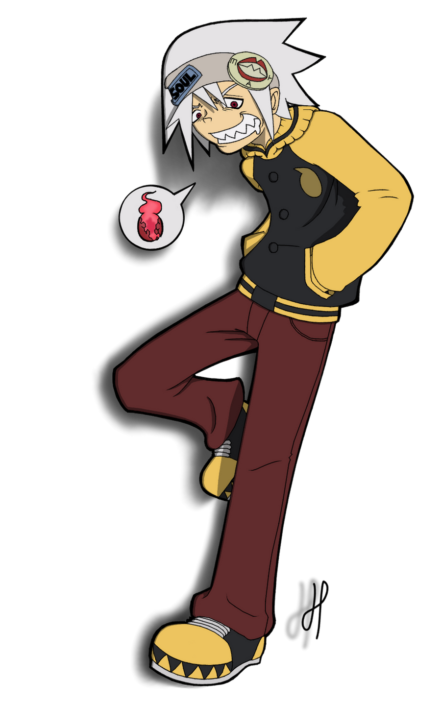 Soul Eater Evans by Horrika