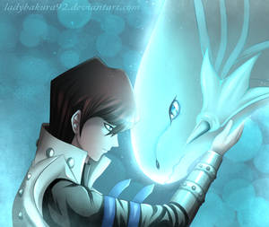 Three Thousands Years - Kaiba and Blue Eyes