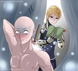 What The Hell.. Genos! - One Punch Man