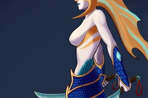 Naga Siren by URW