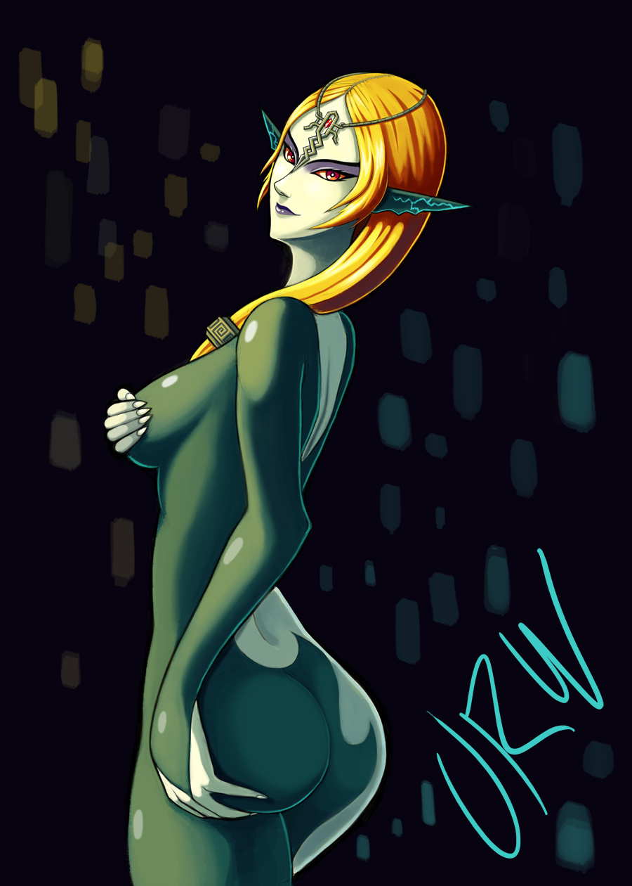 Legend of zelda midna porn photos 22