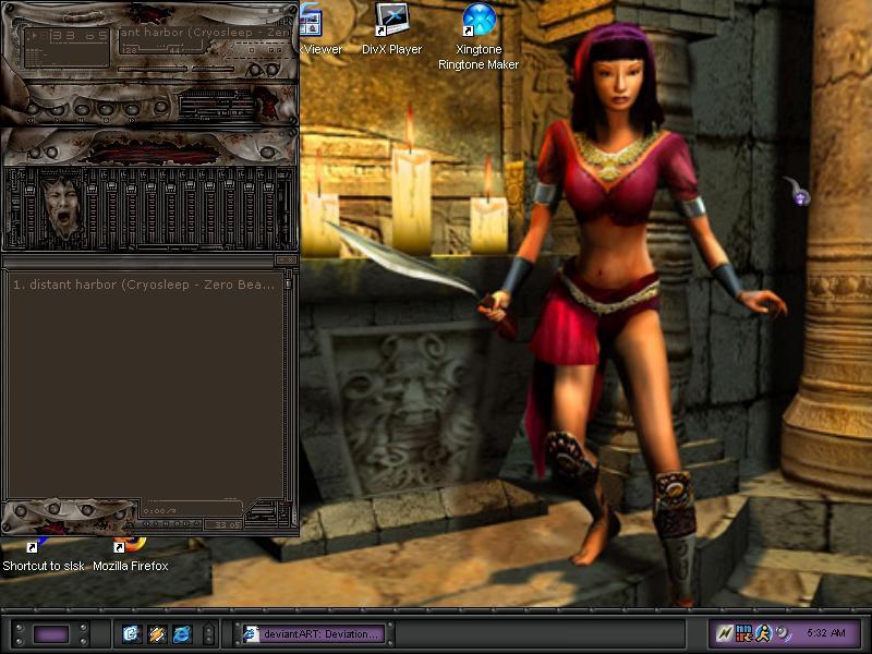Eternal Darkness Desktop by SqueeDoll on DeviantArt