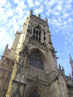 York Minster by daemon-spyder