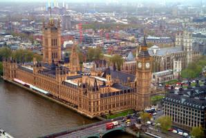 London, my London by daemon-spyder