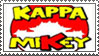 Kappa Mikey Stamp by Zim-Shady