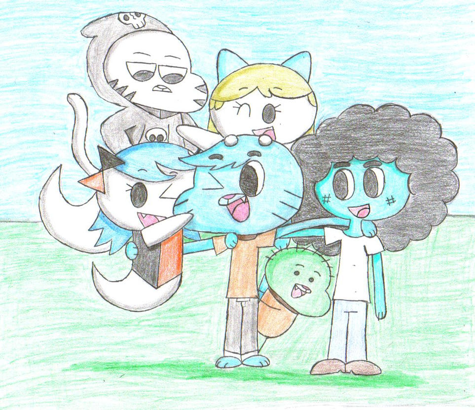 Watterson Kids Photo by CartoonDude95
