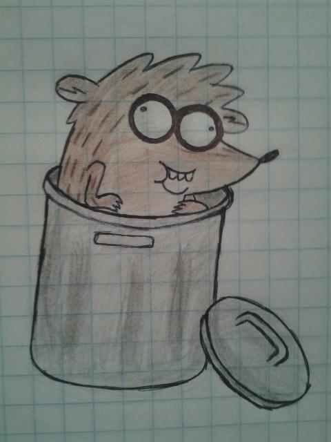 I liek trash by CartoonDude95