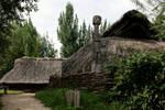 Anse at village entrance