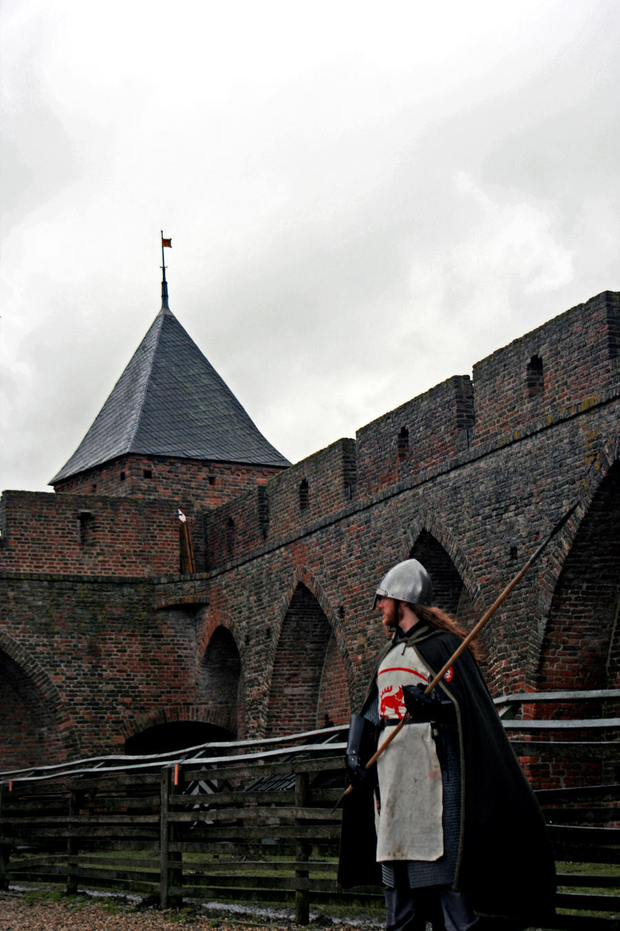 Doornenburg guardian 2 by Dewfooter