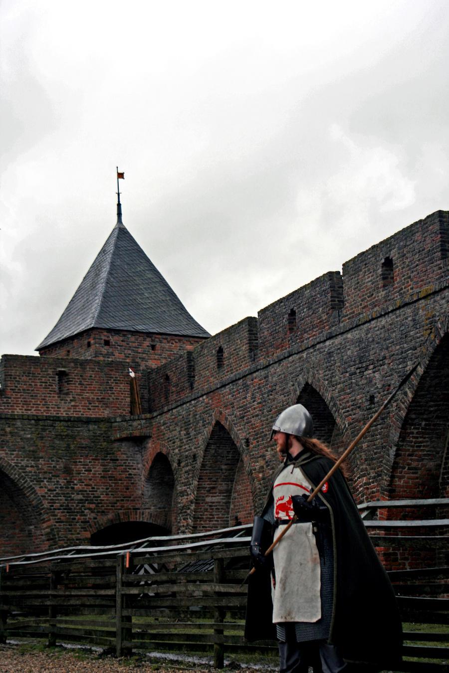 Doornenburg guardian 2 by Dewfooter