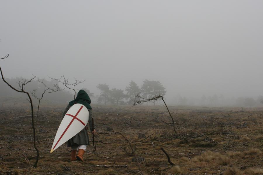 Misty moors 2 by Dewfooter