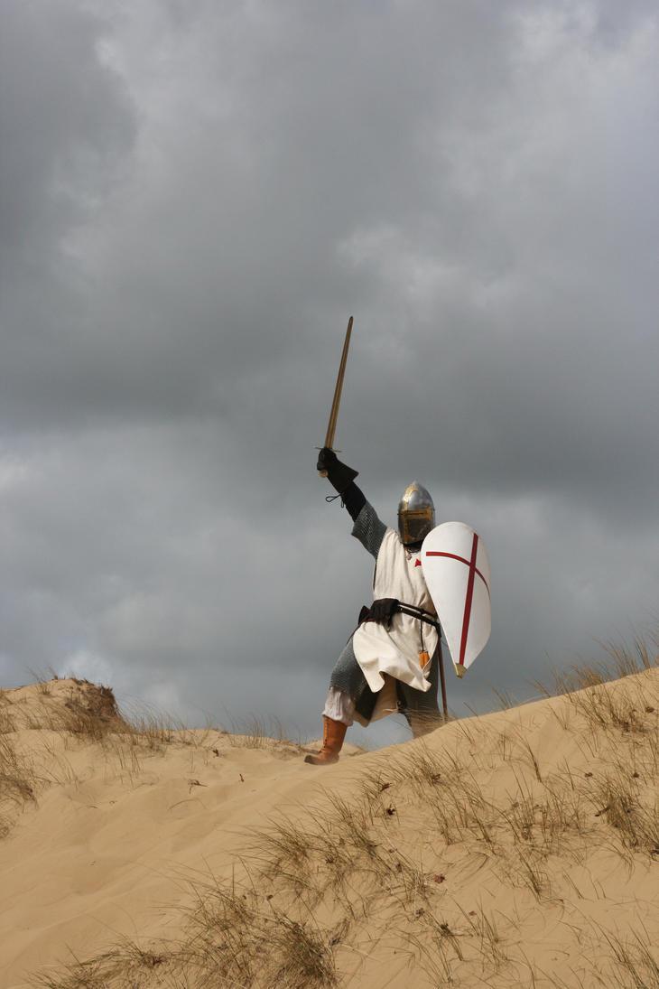 A knight's oath by Dewfooter