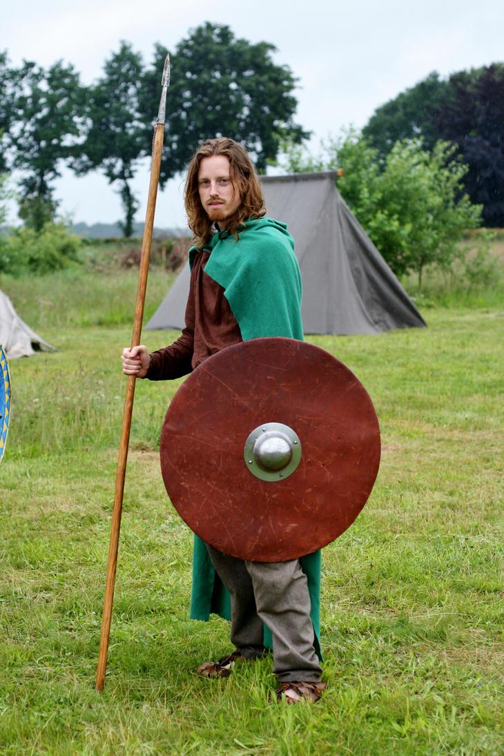 Wironii warrior by Dewfooter