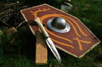 Celto-Germanic weapons