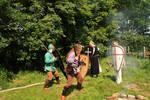 Training the serfs