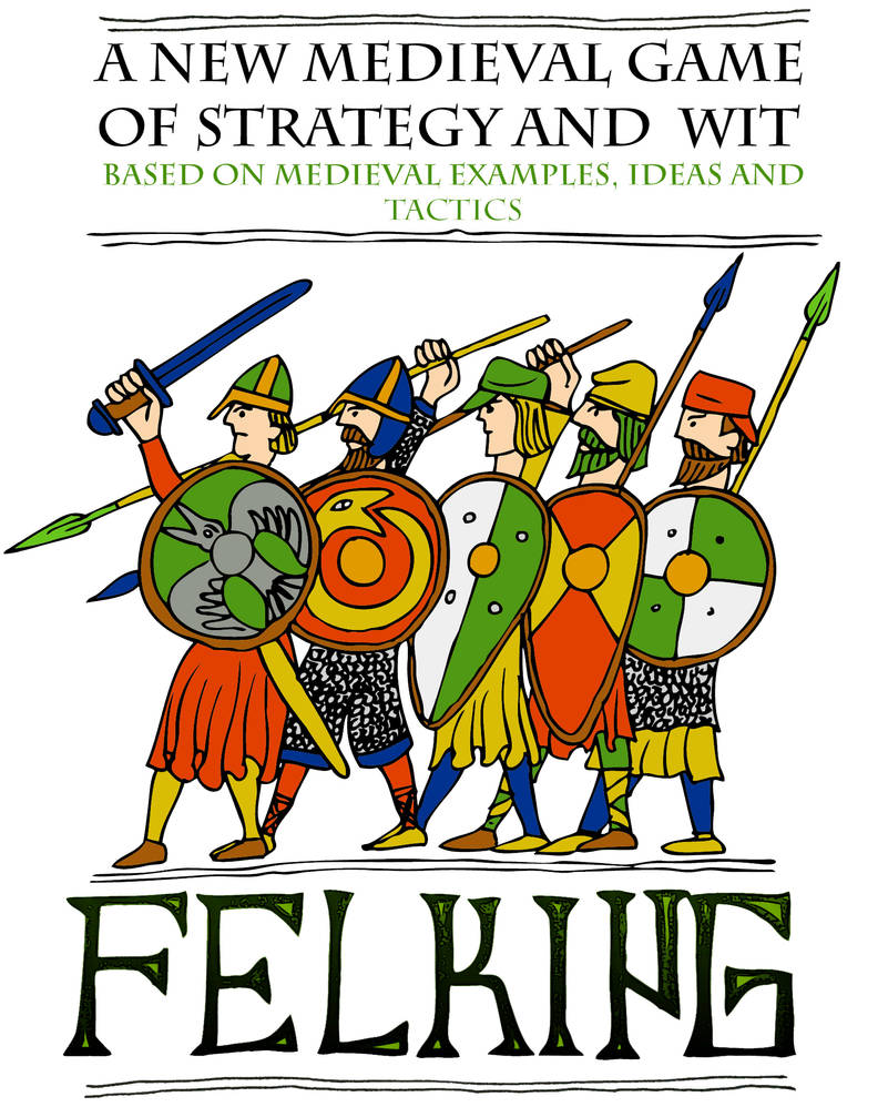 Poster or cover for Felking game