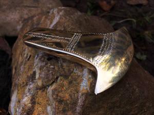 Bronze age flat axe