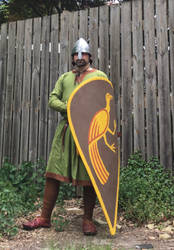 10th/11th century soldier