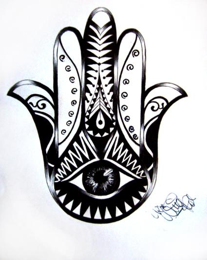 tattoos on pinterest hamsa hamsa tattoo and hamsa hand. Black Bedroom Furniture Sets. Home Design Ideas