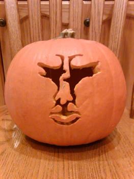 Serious Pumpkin
