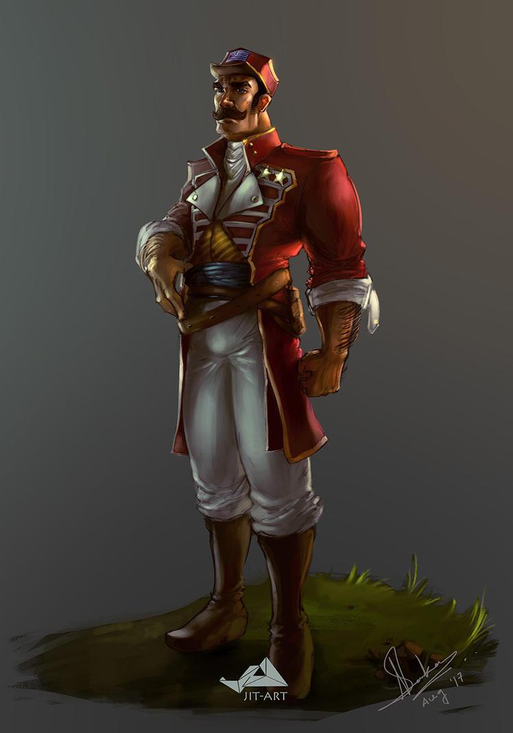 Royal Guard by Jit-Art