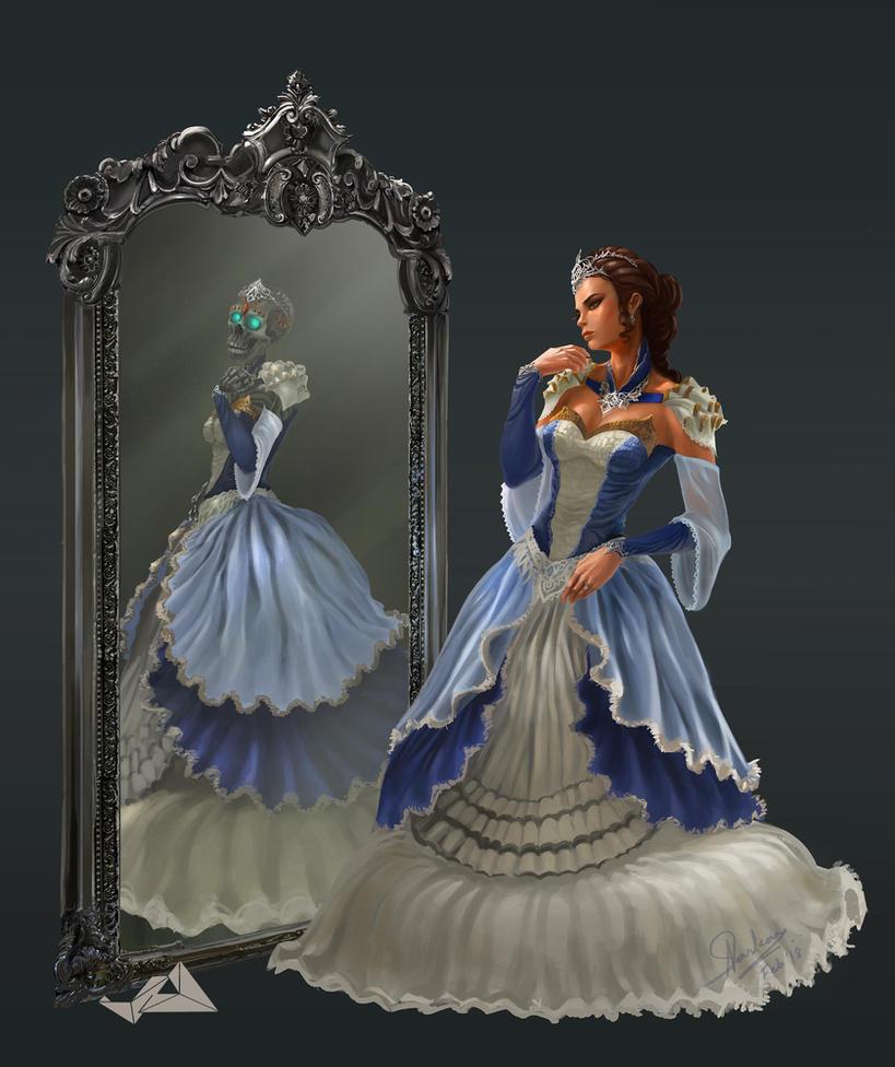 Lady Osterneth by Jit-Art