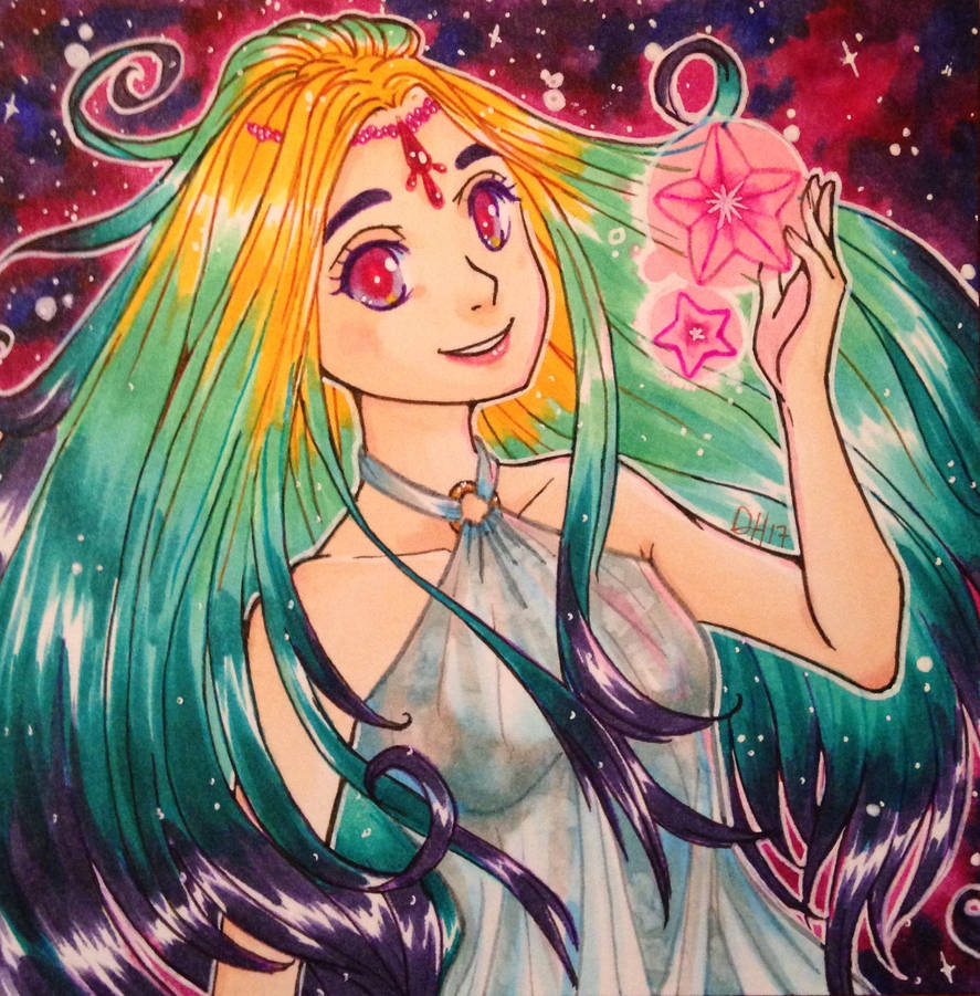 Lady of Stardust